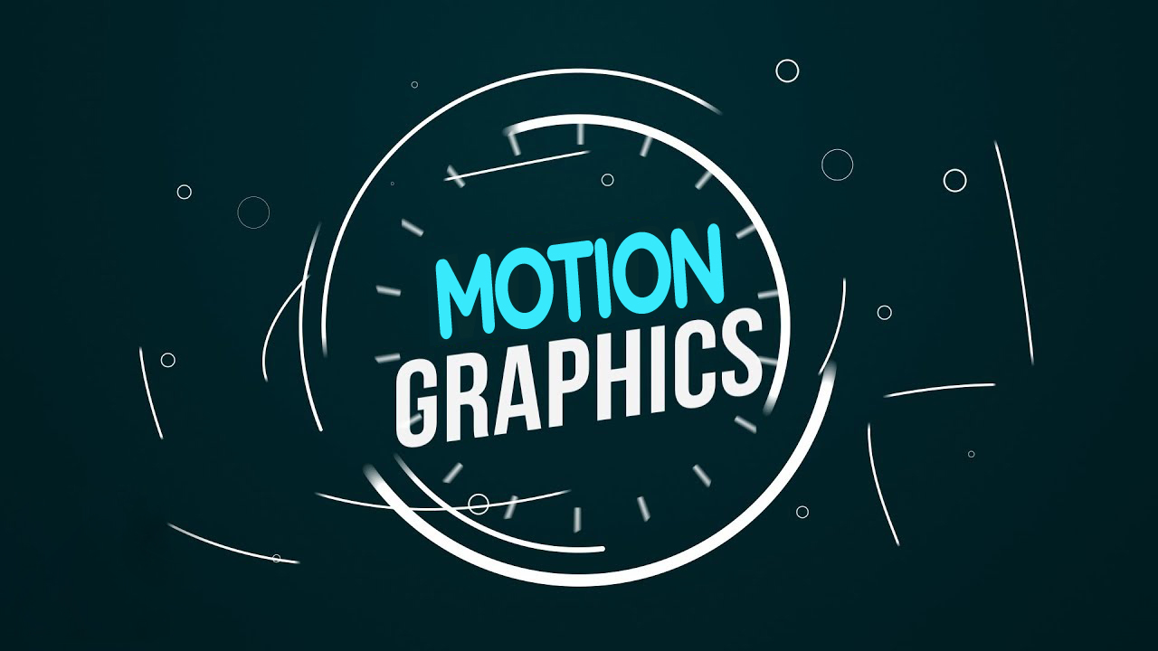 Videos Animados: ¿Qué son los Motion Graphics?